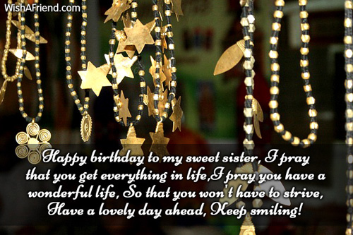 birthday prayer message for a sister ; 9490-sister-birthday-wishes