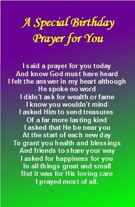birthday prayer message for a sister ; a6e1932c90b1cfc5a99ca22341118f15