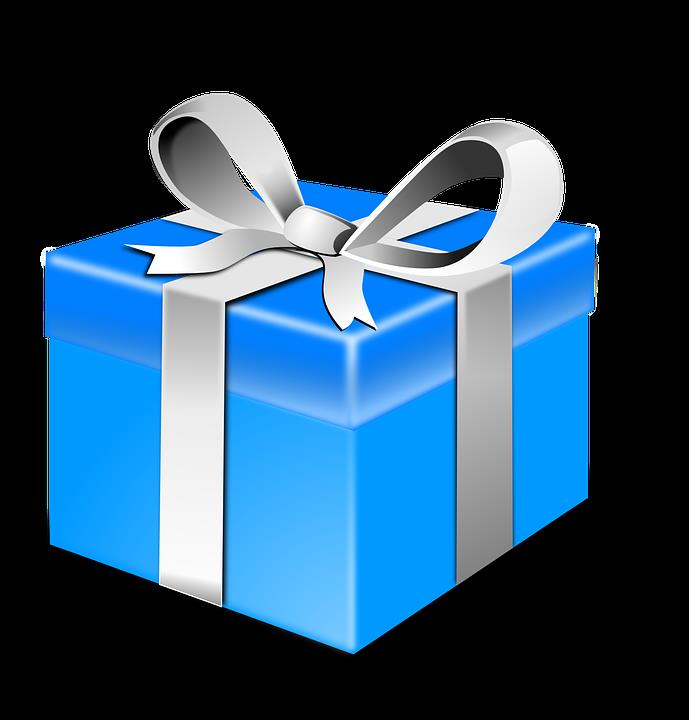 birthday presents clip art free ; cartoon-pictures-of-birthday-presents-box-blue-package-free-vector-graphic-on-pixabay-download