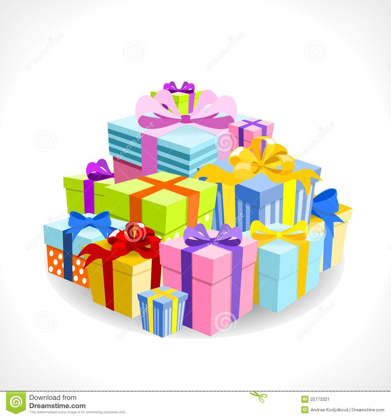 birthday presents clip art free ; pink-birthday-present-clip-art-pile-colorful-gifts-25773321