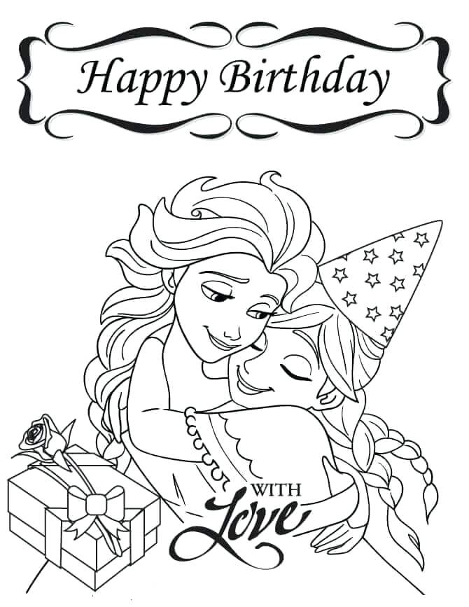birthday printables to color ; free-birthday-coloring-pages-plus-frozen-happy-birthday-coloring-pages-for-sister-for-produce-amazing-free-printable-birthday-colouring-pages-378