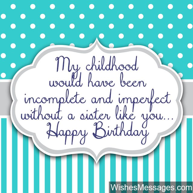 birthday statement ; Cute-birthday-greeting-card-for-sister-of-any-age-640x640