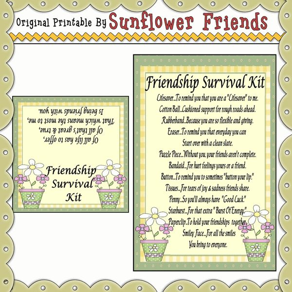 birthday survival kit poem ; 11a78f24be57dded6ea61ebc1570eac7--printable-labels-survival-kits