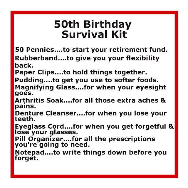 birthday survival kit poem ; 5a8db7f89f313e8b087b2ee53eae30ca--birthday-survival-kit-my-dad