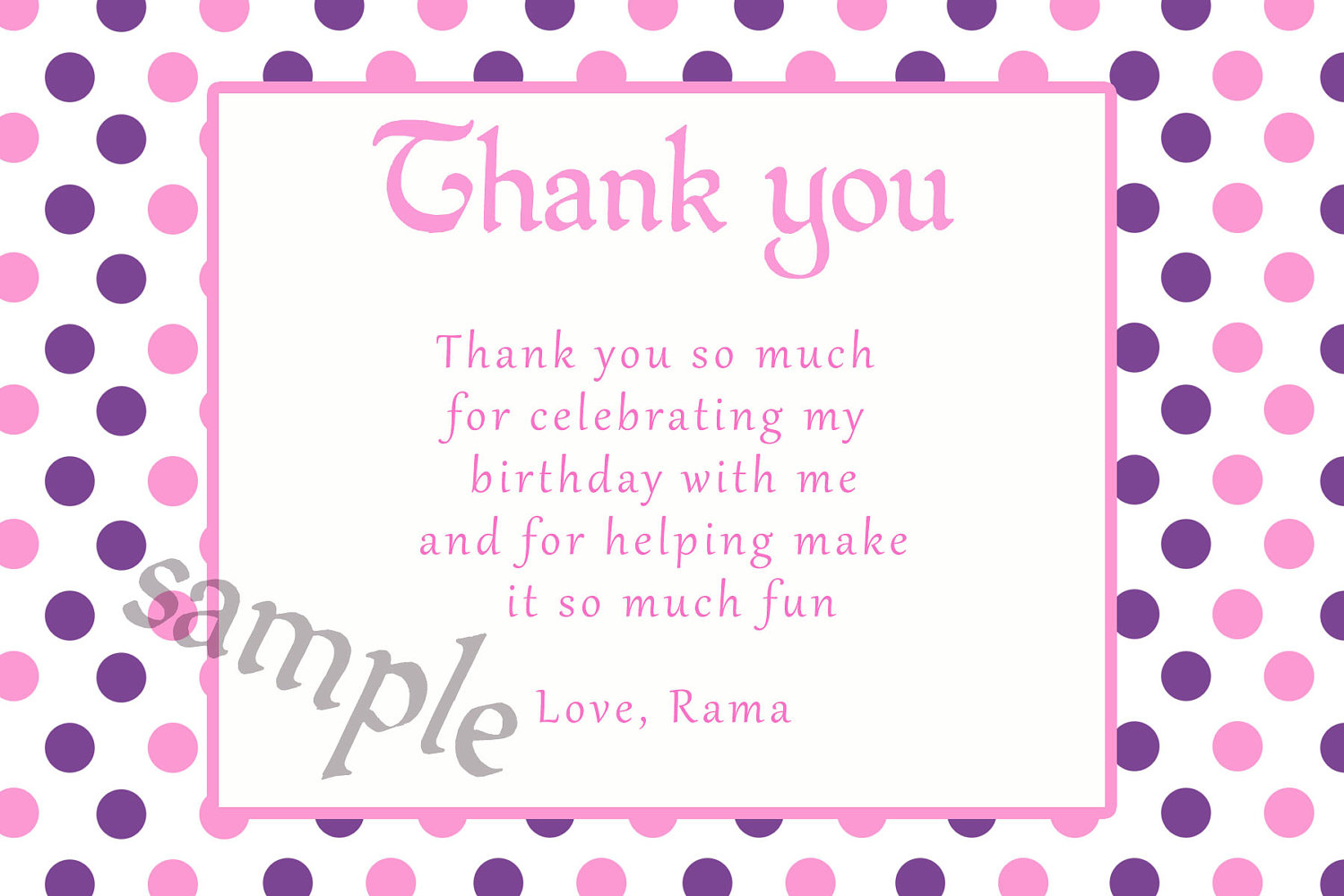 birthday thank you card wording samples ; baby-shower-thank-you-card-wording_69104