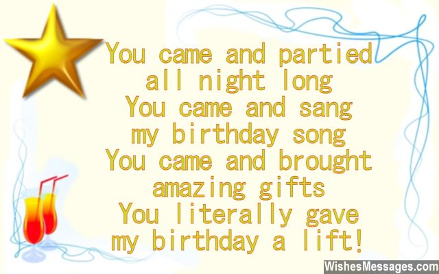 birthday thanksgiving message to friends ; Cute-thank-you-card-note-for-coming-to-birthday-party