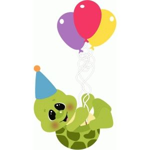 birthday turtle clip art ; 47f9cd528964f08d11ed59b886c25be4