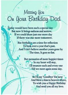 birthday verses for dad ; 6b541e678dcba75fd64a8337ca6ac193--dad-poems-father-quotes