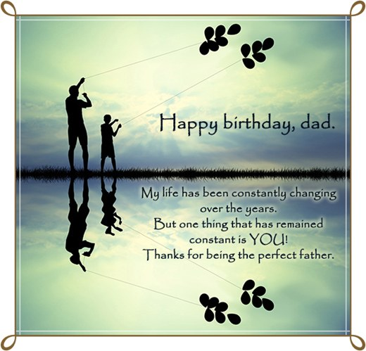 birthday verses for dad ; awesome-birthday-quote-for-dad