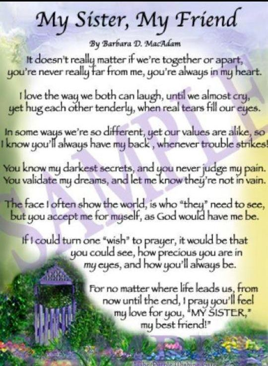 birthday verses for sister ; 66aaca86238dbe18f06bc544dc90dfe3