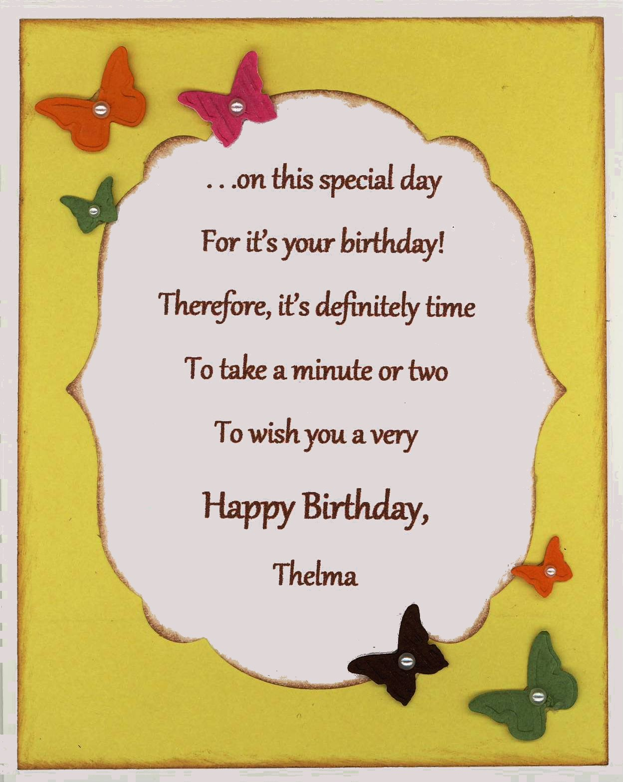 birthday verses for sister ; Printable-Yellow-Themes-Colors-and-Cute-Butterfly-Arts-and-Birthday-Verses-for-a-Sister-and-Black-Fonts