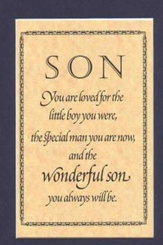 birthday verses for son ; e1606693b7fcc4f8bd1c42846d2036a6--son-quotes-mother-quotes