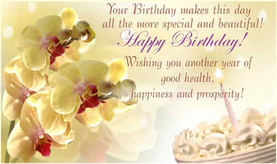 birthday wish for aunt good health ; Especially-Happy-birthday-Aunt-Wishes