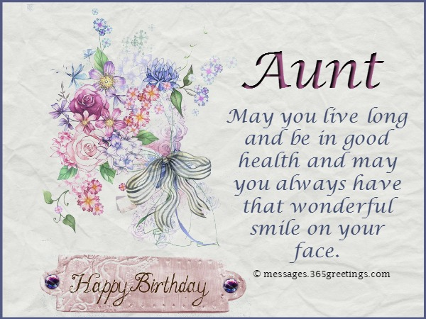 birthday wish for aunt good health ; birthday-wishes-for-aunt