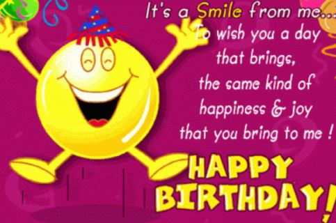 birthday wish for best friend forever in hindi ; nice-Funny-happy-birthday-wishes-to-best-friend-poems-with-image