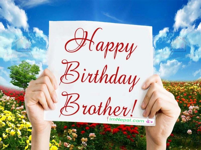 birthday wish sms for brother ; happy-birthday-wishes-for-brother