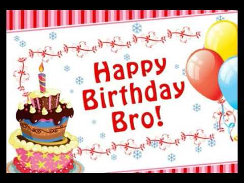 birthday wish sms for brother ; hqdefault