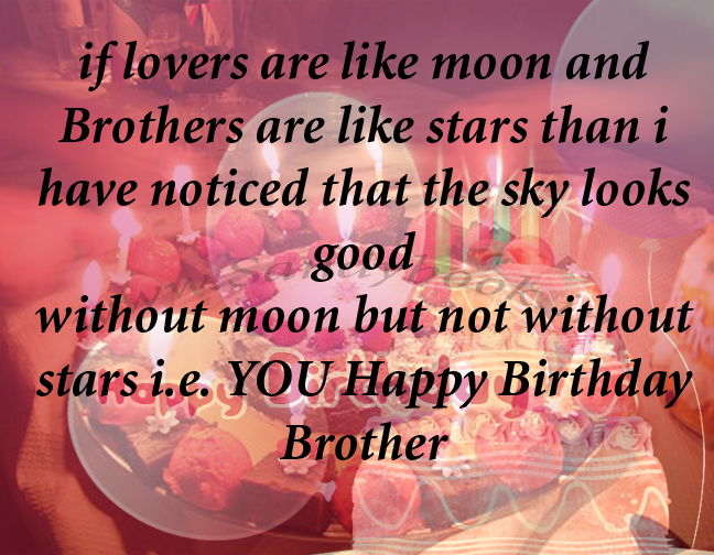 birthday wish sms for brother ; you-happy-birthday-brother