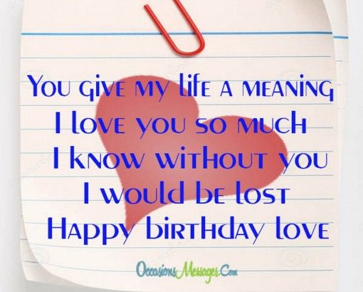 birthday wish text for girlfriend ; 237483-Happy-Birthday-Messages-For-Girlfriend