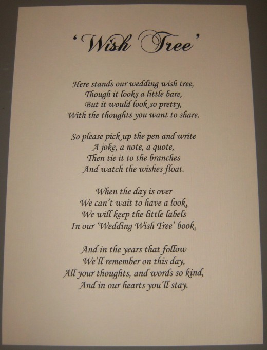 birthday wish tree wording ; birthday%2520wishing%2520tree%2520poem%2520;%25204500420_f520