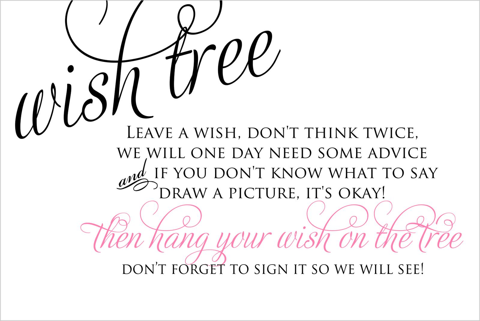 birthday wish tree wording ; birthday%2520wishing%2520tree%2520poem%2520;%2520baby-shower-gift-card-tree-ideas-wish+tree3
