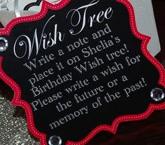birthday wish tree wording ; fcd1b11c8151ea026dc8124755ea449c--th-birthday-decorations-th-birthday-parties