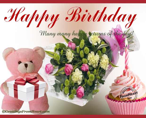birthday wish with flower images ; birthday-greetings-143