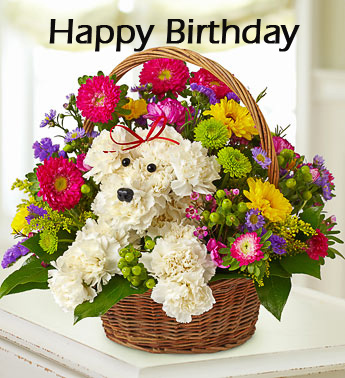 birthday wish with flower images ; happy_birthay_message