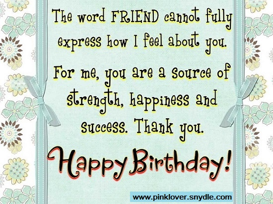 birthday wishes words ; inspirational-birthday-wishes-for-friend