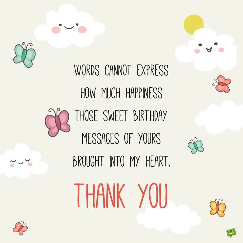 birthday words ; Thank-you-message-for-birthday-wishes