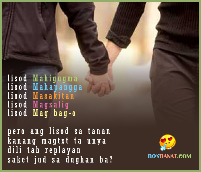 bisaya birthday message for girlfriend ; visayan+love+quotes