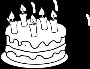 black and white birthday clip art free ; computer-clipart-black-and-white-eTMd7nBrc