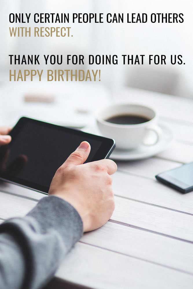 boss birthday message samples ; Birthday-Wishes-for-Boss-2