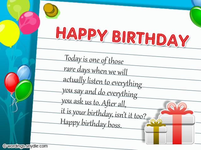 boss birthday message samples ; birthday-card-wordings-for-boss