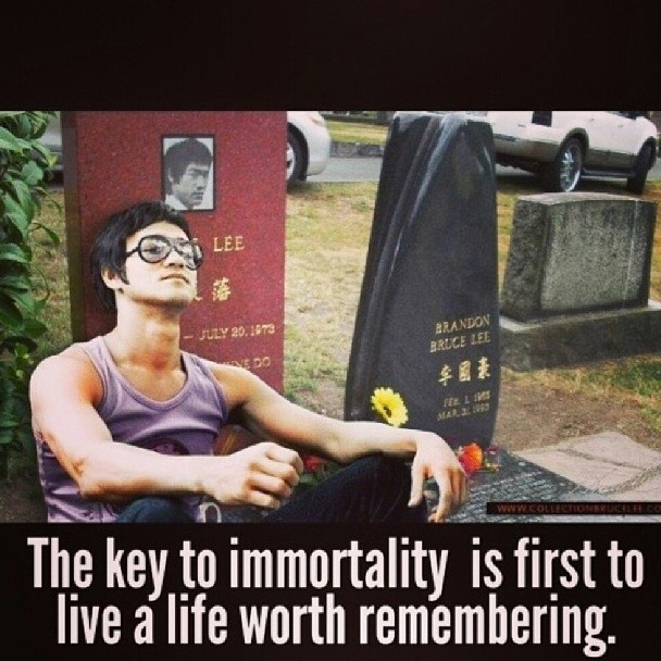 bruce lee happy birthday card ; Key-to-Immortality-is-living-a-life-worth-remembering-Bruce-Lee-Quotes