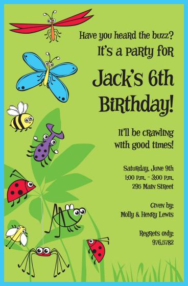 bug birthday party invitation wording ; bug-birthday-party-invitations-make-your-nice-looking-Party-invitations-much-more-awesome-3