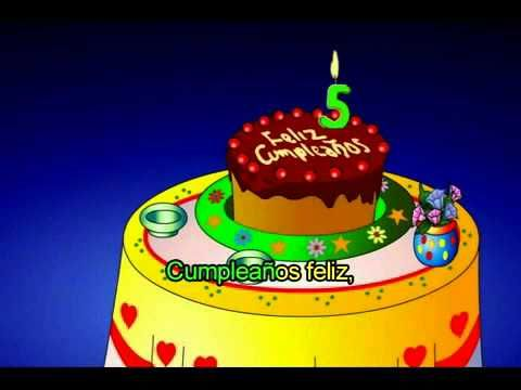 cancion happy birthday ; af35b650b6334646b46d201df3e37f8f