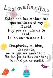cancion happy birthday ; happy-birthday-song-in-spanish-204x300