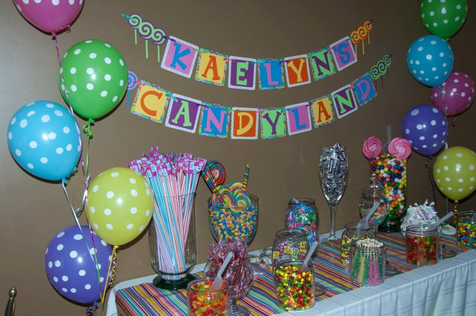 candyland birthday banners personalized ; 23ba3ce4345fe755601aa57b0e6aeb79
