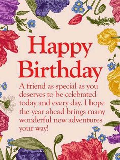 card happy birthday to friends ; 1cacbdd1037fcd2e5580e0cb955d47a9