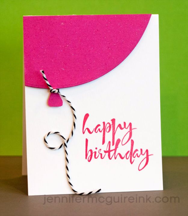 cards handmade birthday card ; Diy-Birthday-Cards-Spectacular-Handmade-Birthday-Card