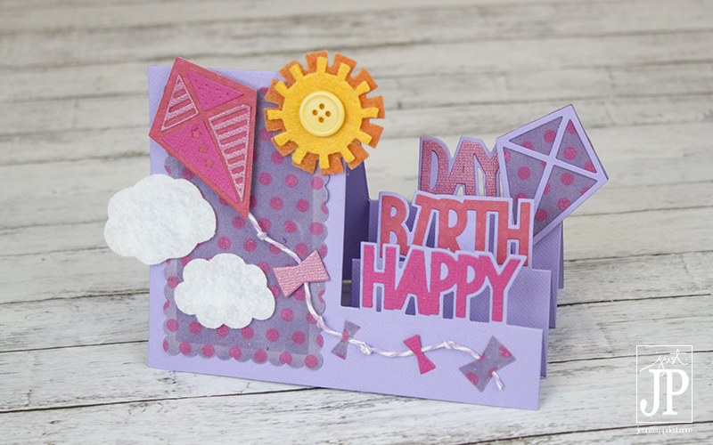 cards handmade birthday card ; GIRL-Happy-Birthday-Card-with-SIzzix-JPriest