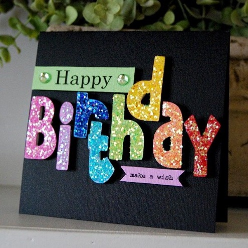 cards handmade birthday card ; birthday-greeting-cards-handmade-32-handmade-birthday-card-ideas-and-images-1