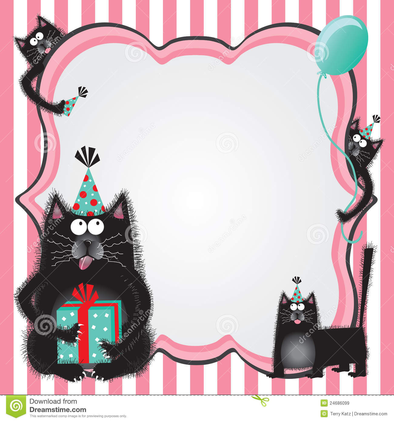 cat birthday invitation templates ; kitty-cat-birthday-party-invitation-24686099