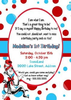 cat in the hat birthday invitation wording ; Stunning-Cat-In-The-Hat-Birthday-Invitations-To-Create-Your-Own-Birthday-Invitation-Cards