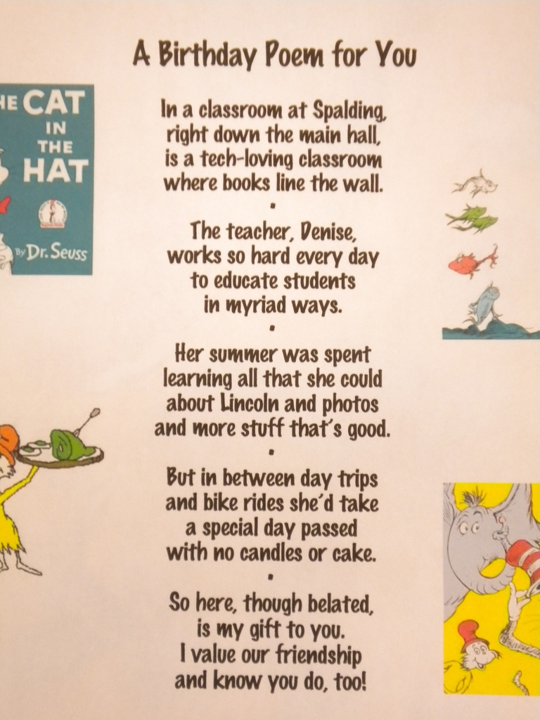 cat in the hat birthday poem ; 6083302031_d18cd532c1_b