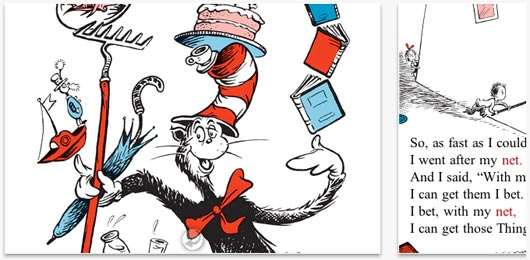cat in the hat birthday poem ; The-Cat-in-the-Hat-Dr-Seuss