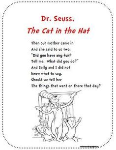 cat in the hat birthday poem ; c32e0a5f5da2e88f97b17f1f54d28058