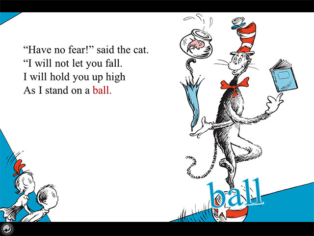 cat in the hat birthday poem ; dr20seuss20big