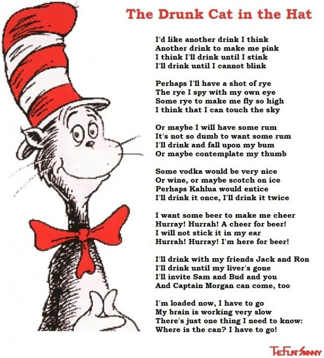 cat in the hat birthday poem ; e86f362911caaf7bbf3065517957b7a1